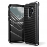 Pouzdro X-DORIA Defense Lux Samsung G965 Galaxy S9 Plus - Carbon Black 50911