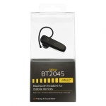 Sluchátko Originální Bluetooth headset JABRA BT-2045 BLISTR