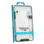 Pouzdro Nillkin Nature TPU Samsung A600 Galaxy A6 (2018) transparentní 51724
