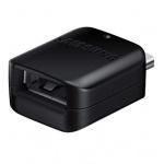 Adaptér HQ - Samsung GH98-41288A - Micro USB Typ C USB OTG černá (bulk)