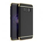 Pouzdro Ipaky 3v1 Samsung G955 Galaxy S8 Plus černá 52411