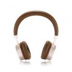 REMAX Bluetooth Headset - RB-520 HB Zlatá-Hnědá