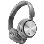 Sluchátka Bluetooth Swissten Trix šedá 52510501