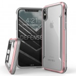 Pouzdro X-DORIA Defense Shield 2C4992A Iphone X - Růžový