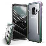 Pouzdro X-DORIA Defense Shield 3P4794A Samsung G960 Galaxy S9 - Iridescent