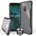 Pouzdro X-DORIA Defense Clear 3P5101A Sam G960 Galaxy S9 - černá