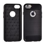 Pouzdro Forcell CARBON Case Samsung J610 GALAXY J6 Plus černá 53166