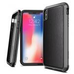"""Pouzdro X-DORIA Defense Lux 4C0552B Iphone XS MAX (6,5"""") - kožený černá"""
