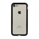 Luphie - Bicolor Magnetic SWORD Case - Iphone 7/8 černá-fialová 53740