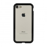 Luphie - Bicolor Magnetic SWORD Case - Samsung G950 Galaxy S8 černá-fialová 53753