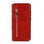 Pouzdro Telone - Business ZIP Samsung G965 Galaxy S9 Plus červená 53807