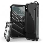 "Pouzdro X-DORIA Defense Rainbow Candy 2C3205A Iphone X/XS (5,8"") - Černá"