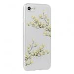 Telone Flora pouzdro Silikon Iphone XR Magnolia 54162