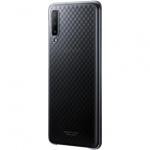 Originální pouzdro - Samsung A7 2018 Galaxy A750 - Gradace Cover (ef-aa750cbe) ČERNÝ