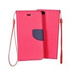 Pouzdro Telone Fancy - Xiaomi Mi 8 Lite růžová-modrá 55548