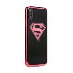 Pouzdro Case Superman Luxury Chrome Samsung J530 Galaxy J5 (2017) (004)