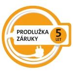 Prodloužená záruka 5 let, (www.eta.cz/prodluzka)