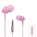 Sluchátka Remax RM-501 růžové 69586