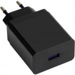 Winner USB QC nabíječka 22,5 W + USB-C kabel černá, 0591194092756