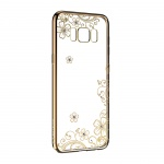 Pouzdro DEVIA Joyous Samsung S8 Galaxy G950 champagne gold