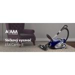 Vysavač ETA 1492 90020 A+AAA Canto II
