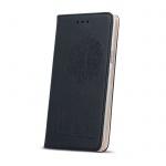 Pouzdro Book Magnet STAMP HUAWEI P8 Lite černá vzor 6