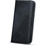 Pouzdro Magnet Carbon Book Xiaomi Redmi 4X černá