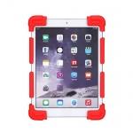 """Silikonové pouzdro Defender pro Tablet (7-8"""") červená 030902"""