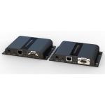 Aten VGA extender na 120m přes LAN, over IP, HDBitT, khext120-3