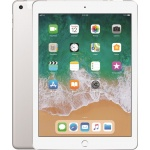Apple iPad Wi-Fi + Cellular 128GB - Silver, MR732FD/A