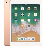 Apple iPad Wi-Fi 128GB - Gold, MRJP2FD/A