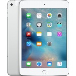Apple iPad mini 4 Wi-Fi Cell 128GB Silver, MK772FD/A