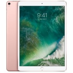 Apple iPad Pro 10,5'' Wi-Fi+Cell 256GB - Rose Gold, MPHK2FD/A