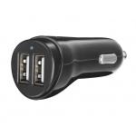 nabíječka TRUST Fast Dual Car Charger USB, 2x12W, 21713 - neoriginální