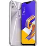 ASUS Zenfone 5Z - SDM845/64GB/6G/Android 8.0 stříbrný, ZS620KL-2H023EU
