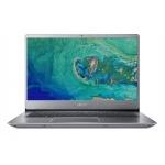 """Acer Swift 3 - 14""""/i5-8265U/2*4G/256SSD+1TB/MX250/W10 stříbrný, NX.HAQEC.002"""