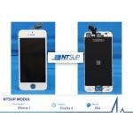 NTSUP LCD modul iPhone 5 bílý kvalita A, 38890001