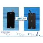 NTSUP LCD modul iPhone 5S černý kvalita A, 38890004