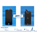NTSUP LCD modul iPhone 5 černý kvalita B, 38890007