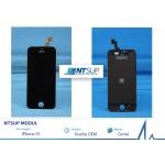 NTSUP LCD modul iPhone 5S černý kvalita B, 38890009