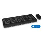Microsoft Wireless Desktop 3050 w AES, CZ&SK, PP3-00021