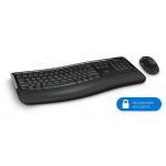 Microsoft Wireless Comfort Desktop 5050 with AES, CZ&SK, PP4-00019