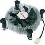 AKASA chladič CPU - mini-ITX a mATX skříně - Intel, AK-CCE-7106HP
