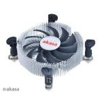 AKASA chladič CPU - LGA775 , LGA115X (I), AK-CC7122EP01