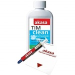 AKASA - pasta na CPU 455 - 5,0g + Tim-Clean, AK-MX004