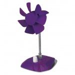 ARCTIC Breeze Color Edition PURPLE - USB desktop fan, ABACO-BRZPP01-BL