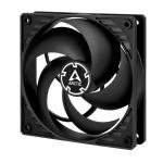 ARCTIC P12 PWM PST CO (black/black), ACFAN00121A