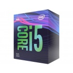 CPU INTEL Core i5-9400F BOX (2.9GHz, 9M, LGA1151), BX80684I59400F
