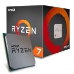 CPU AMD Ryzen 7 2700 8core (3,2GHz) Wraith MAX, YD2700BBAFMAX