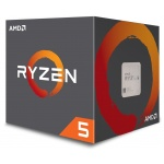 CPU AMD Ryzen 5 1500X 4core (3,5GHz), YD150XBBAEBOX